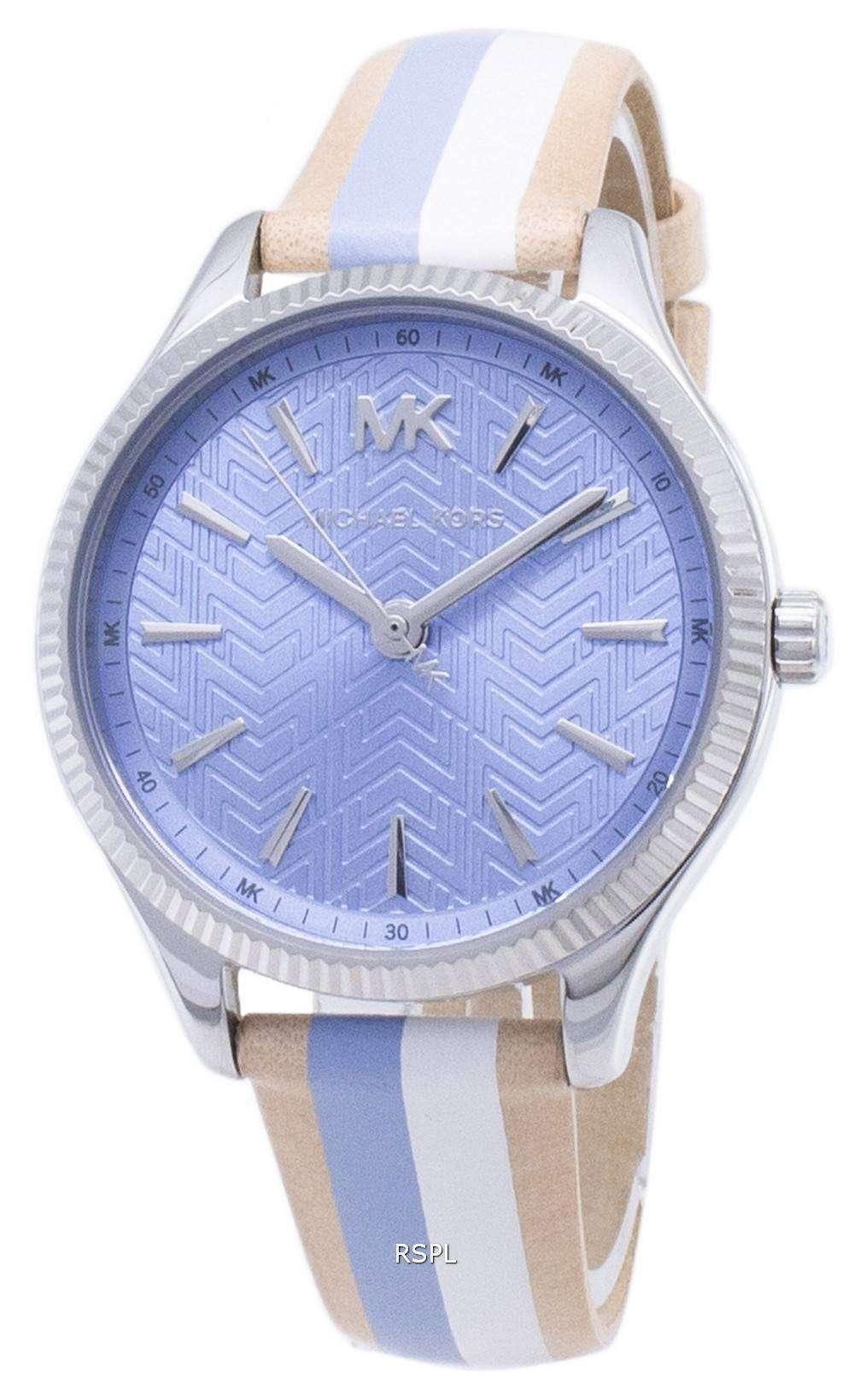 마이클 노스 렉 싱 턴 MK2807 쿼 츠 아날로그 여성용 손목시계