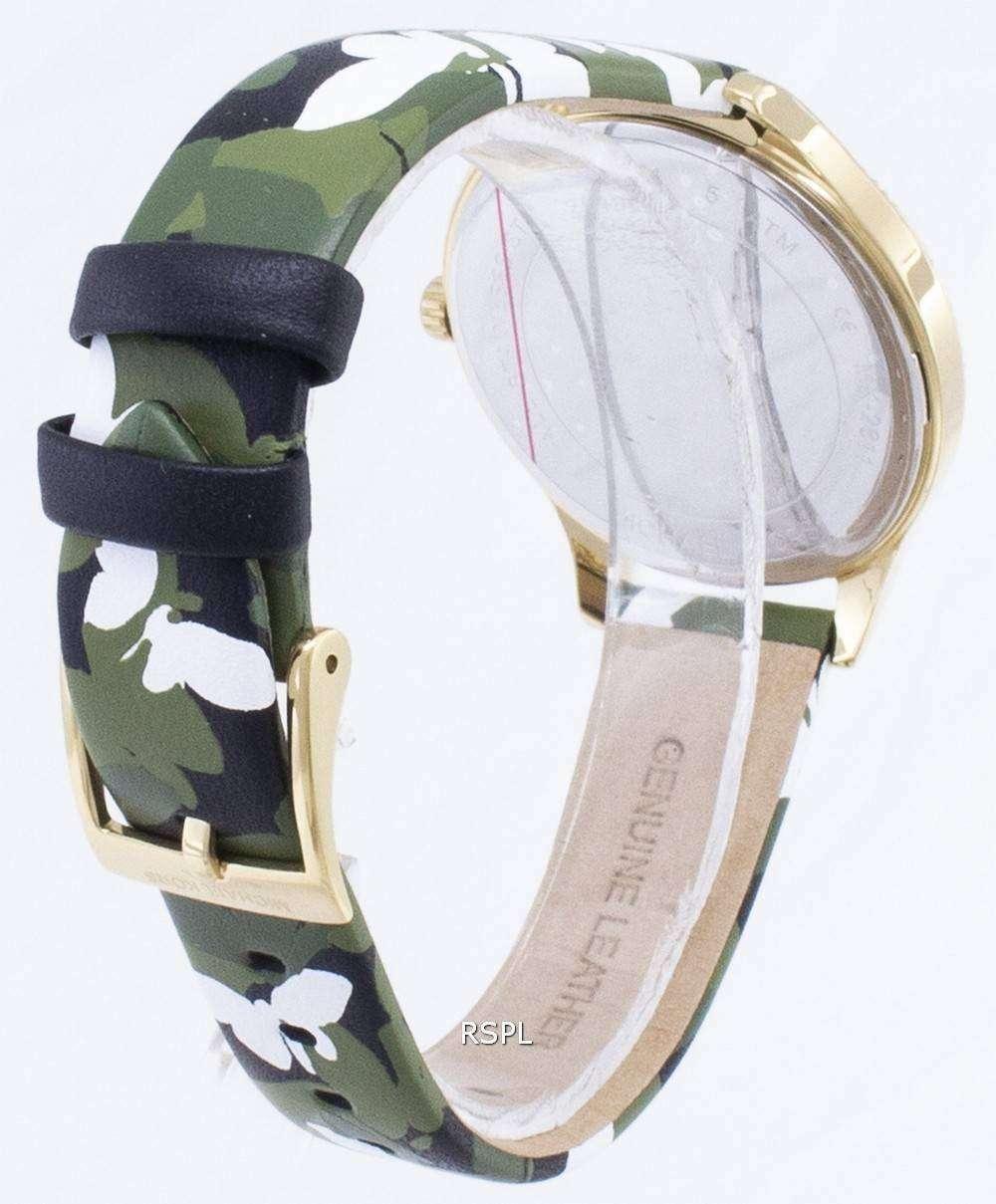 마이클 노스 렉 싱 턴 MK2811 쿼 츠 아날로그 여성용 손목시계