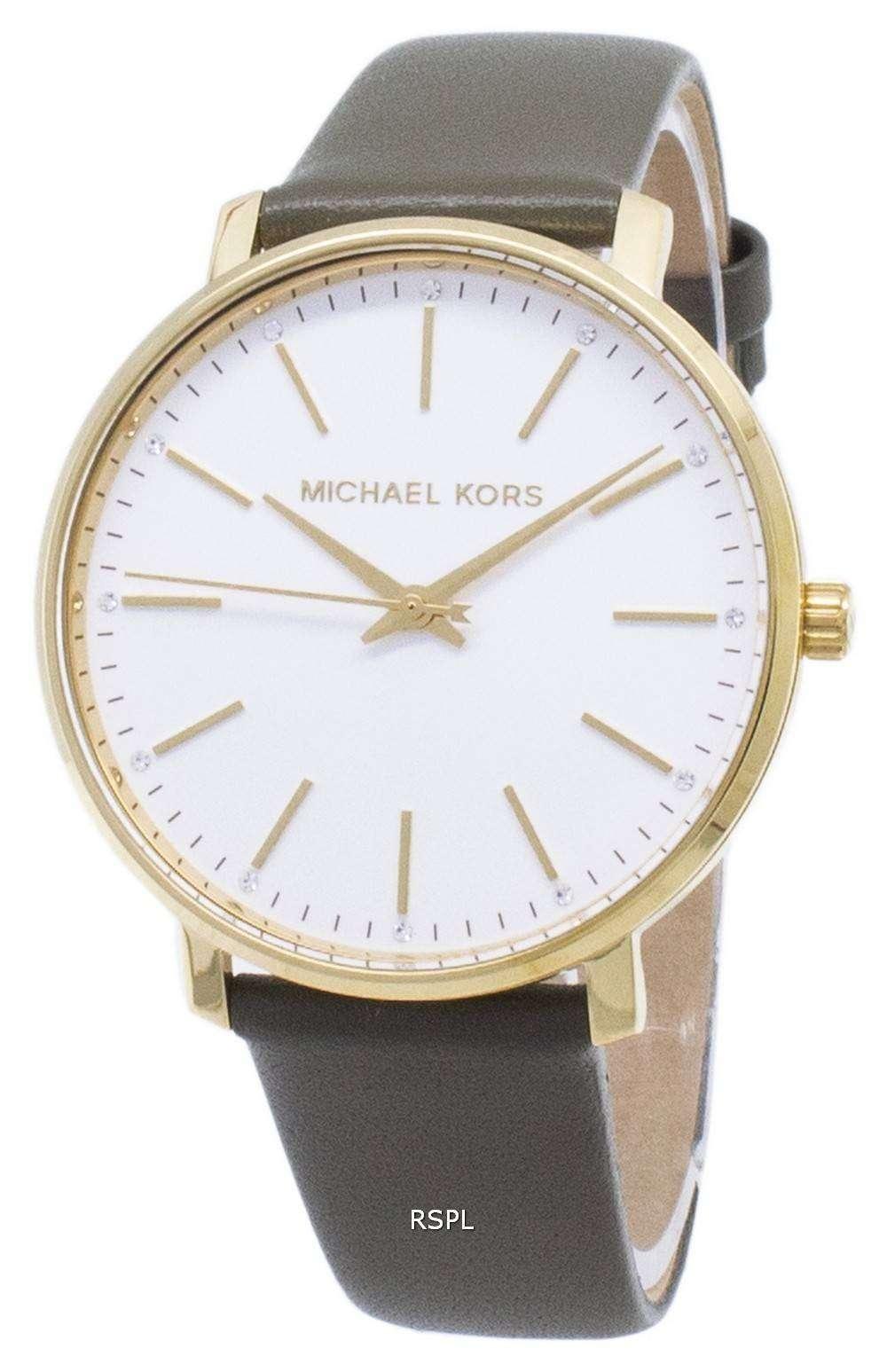 마이클 MK2831 Pyper 다이아몬드 악센트 석 영 여자 시계
