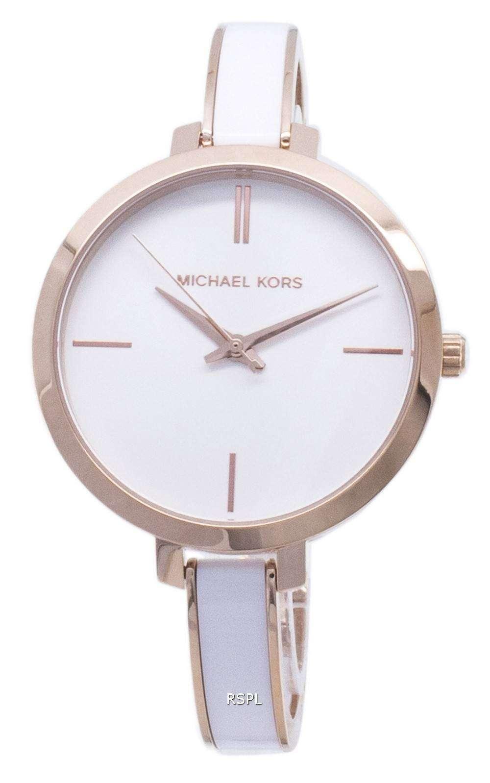 마이클 MK4342 Jaryn 쿼 츠 아날로그 여성 시계