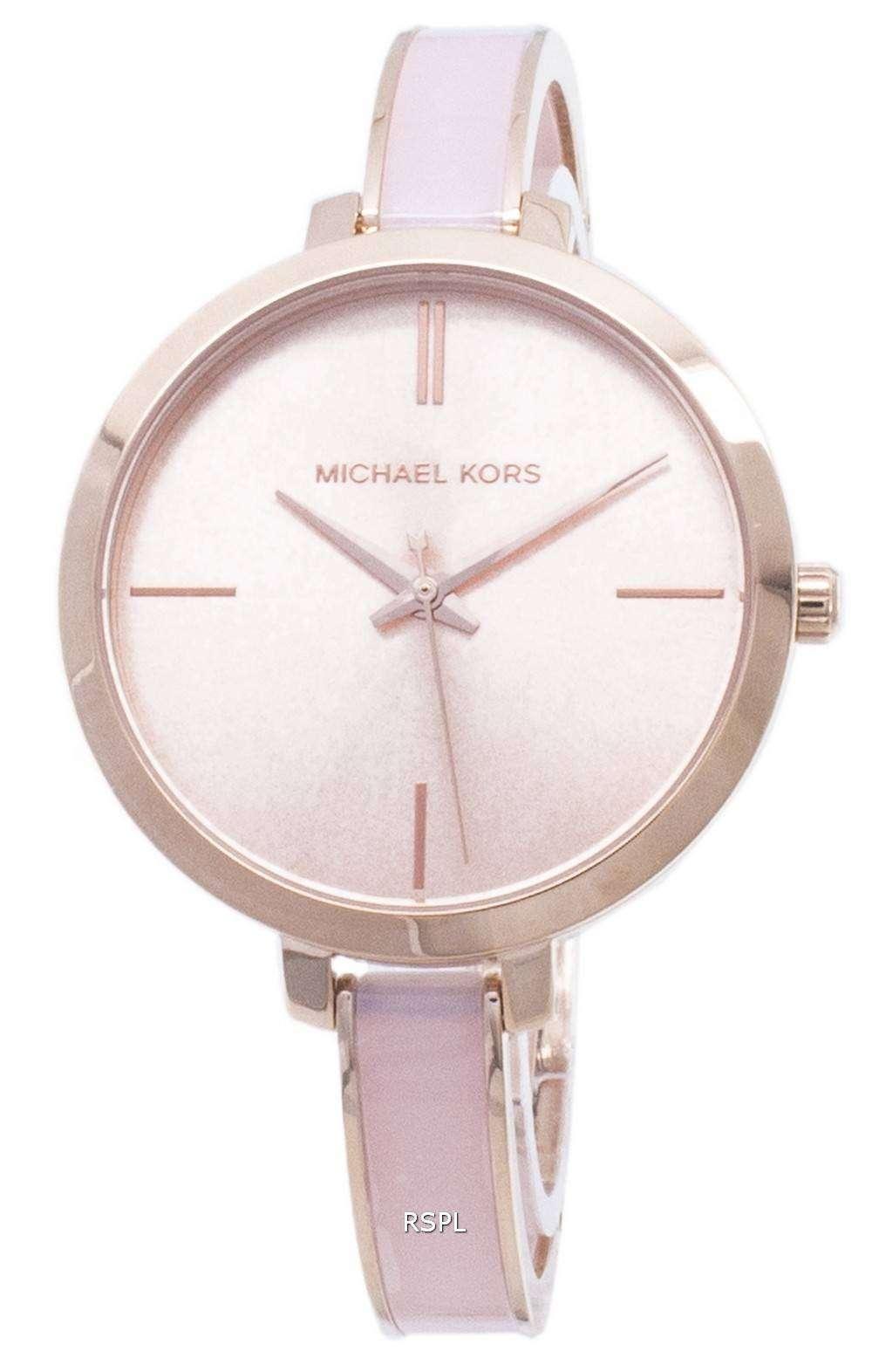 마이클 MK4343 Jaryn 쿼 츠 아날로그 여성 시계