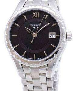 티 쏘 T-레이디 T 072.210.11.058.00 T0722101105800 쿼 츠 아날로그 여성용 손목시계