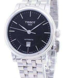 티 쏘 T-클래식 카슨 T 122.207.11.051.00 T1222071105100 오토매틱 여성용 손목시계