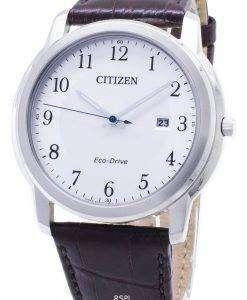 시티즌 에코 드라이브 AW1211 - 12A 아날로그 남성용 시계