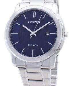 시티즌 에코 드라이브 AW1211 - 80L 아날로그 남성용 시계
