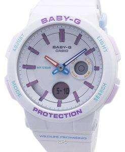 카시오 베이비 G BA-255WLP-7A BA255WLP 아날로그 디지털 여성용 손목시계