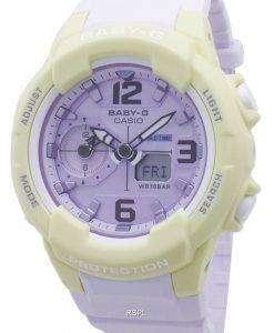 카시오 베이비 G BGA-230PC-9B BGA230PC-9B 충격 방지 여성용 손목시계