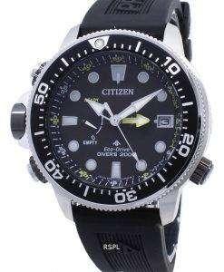 시민 다이버 프로 마스터 BN2036-14E 에코 드라이브 200M 남자 시계
