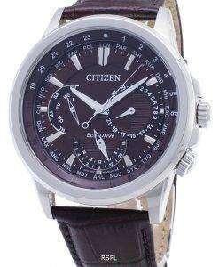 시티즌 에코 드라이브 BU2020 - 29X 아날로그 남성용 시계