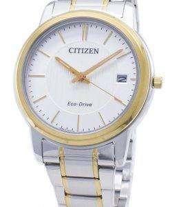 시티즌 에코 드라이브 FE6016 - 88A 아날로그 여성 손목 시계