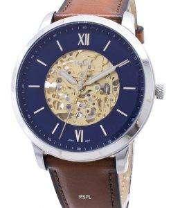 화석 Neutra ME3160 자동 아날로그 남자 시계