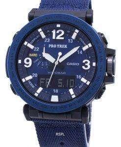 Casio 프로 트 렉 PRG-600YB-2 PRG600YB 쿼 츠 아날로그 디지털 남성용 손목시계