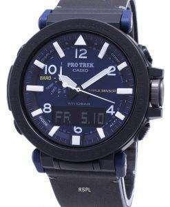 Casio 프로 트 렉 PRG-650YL-2 PRG650YL 쿼 츠 아날로그 디지털 남성용 손목시계