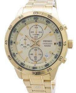 세이코 아날로그 크로노 그래프 SKS646 SKS646P1 SKS646P 남자 시계