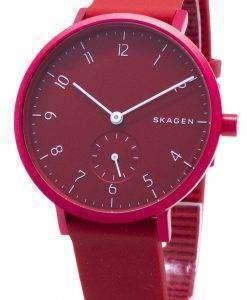 Skagen Aaren Kulor 쿼츠 아날로그 여성용 시계 SKW2765