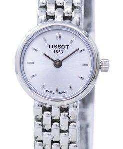 Tissot T-트렌드 사랑 스러운 석 영 T058.009.11.031.00 T0580091103100 여자의 시계