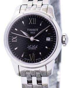 Tissot 르로 끌 자동 T41.1.183.53 여자의 시계