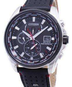 시티즌 에코 드라이브 AT9037 - 05E 전파 시계 200M 남자 시계