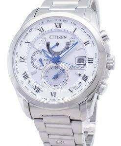 시티즌 에코 드라이브 AT9081 - 89A 전파 시계 남성용 시계
