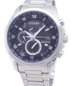 시티즌 에코 드라이브 AT9081 - 89E 전파 시계 남성용 시계