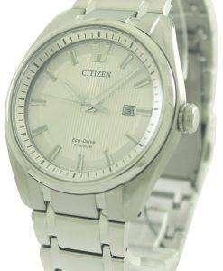 시민 에코 드라이브 티타늄 AW1240 57A 남자 시계