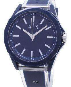 아르마니 교환 Drexler AX2631 쿼츠 남성용 시계