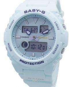 카시오 Baby-G G-Lide BAX-100-3ADR BAX100-3ADR 내충격 여성 시계