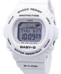 카시오 Baby - G G - Lide BLX - 570 - 7 BLX570 - 7 내충격 200M 여성 시계