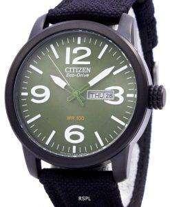 시민 에코 드라이브 군사 BM8475-00X 시계
