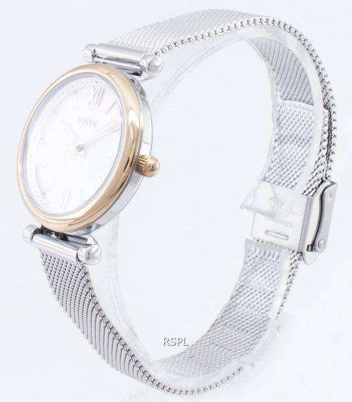 화석 Carlie Quartz ES4614 여성 시계
