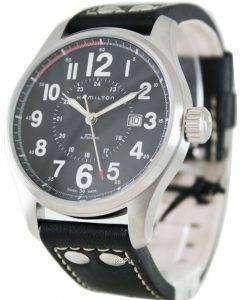해밀턴 카 키 장교 시리즈 H70615733 Mens 시계