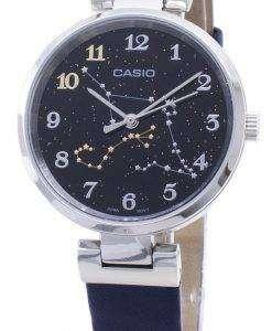 카시오 LTP - E06L - 2A 아날로그 시계 여성 LTPE06L - 2A