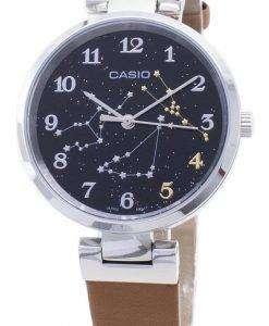 카시오 쿼츠 LTP - E11L - 5A1 LTPE11L - 5A1 아날로그 여성 손목 시계