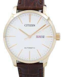 시민 자동 NH8353-18A 남자의 시계