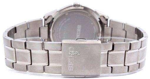 세이 코 티타늄 사파이어 SGG731P1 SGG731 SGG731P 남자 시계