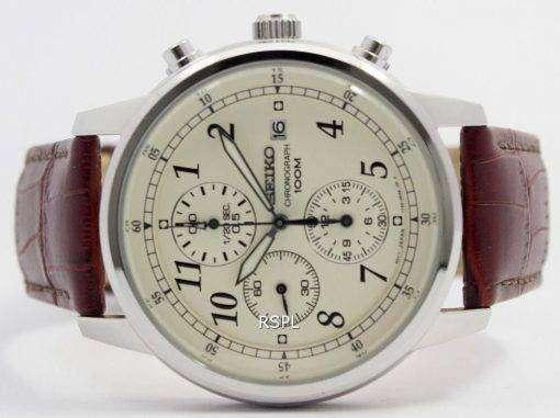 세이 코 크로 노 그래프 SNDC31P1 SNDC31 SNDC31P 남자 시계