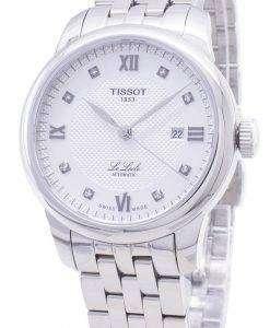 티소는 T - Classic Le Locle T006.207.11.036.00 T0062071103600 자동식 여성 시계