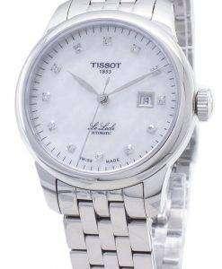 티소는 T - Classic Le Locle T006.207.11.116.00 T0062071111600 자동식 여성 시계