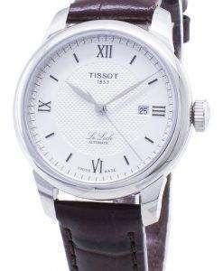 티소는 T - Classic Le Locle T006.207.16.038.00 T0062071603800 자동식 여성 시계