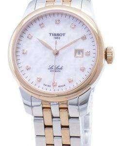 티소는 T - Classic 르 Locale T006.207.22.116.00 T0062072211600 자동식 여성 시계