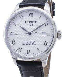 Tissot T-Classic Le Locle T006.407.16.033.00 T0064071603300 Powermatic 80 자동식 남성용 시계