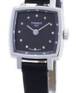 Tissot T - Lady Lovely Square T058.109.16.056.00 T0581091605600 쿼츠 여성 시계
