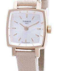 Tissot T - Lady Lovely Square T058.109.36.031.00 T0581093603100 쿼츠 여성 시계