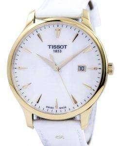 Tissot T-클래식 전통 T063.610.36.116.00 T0636103611600 남자의 시계