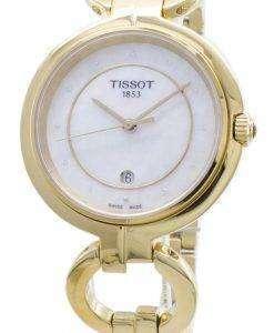 Tissot T-Lady 플라밍고 T094.210.33.116.00 T0942103311600 다이아몬드 악세사리