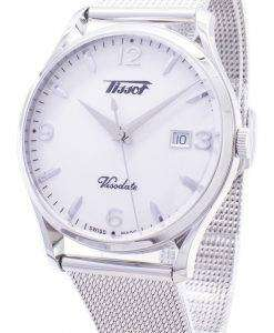 Tissot Heritage Visodate T118.410.11.277.00 T1184101127700 쿼츠 남성용 시계