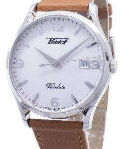 Tissot Heritage Visodate T118.410.16.277.00 T1184101627700 쿼츠 남성용 시계