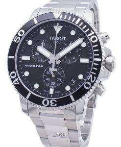 Tissot T - Sport Seastar 1000 T120.417.11.051.00 T1204171105100 크로노 그래프 남성용 시계