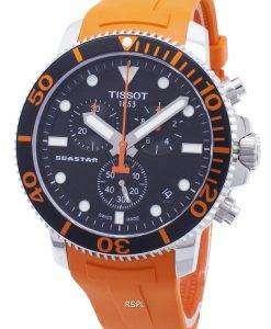Tissot T - Sport Seastar 1000 T120.417.17.051.01 크로노 그래프 T1204171705101 남성용 시계