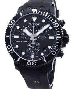 Tissot T - Sport Seastar 1000 T120.417.37.051.02 T1204173705102 크로노 그래프 남성용 시계